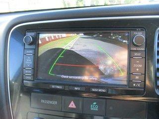 2014 Mitsubishi Outlander ZJ MY14.5 LS 4WD Grey 6 Speed Sports Automatic Wagon