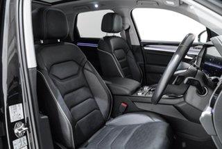 2019 Volkswagen Touareg CR MY19 190TDI Tiptronic 4MOTION Launch Edition Black 8 Speed