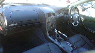 2002 Holden Calais VY Silver 4 Speed Automatic Sedan