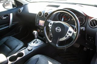 2012 Nissan Dualis J10 Series II MY2010 +2 X-tronic AWD Ti Silver 6 Speed Constant Variable