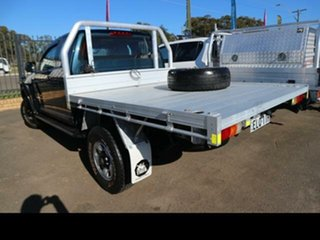 2015 Holden Colorado RG MY15 LS (4x4) Blue 6 Speed Automatic Space Cab Chassis.