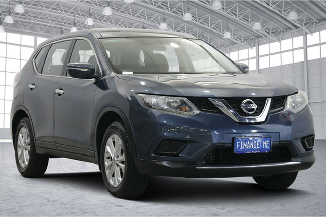 Used Nissan X-Trail T32 TS X-tronic 2WD Victoria Park, 2016 Nissan X-Trail T32 TS X-tronic 2WD Blue 7 Speed Constant Variable Wagon