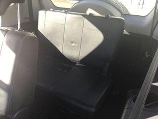 2008 Mitsubishi Pajero NS Exceed Grey 5 Speed Sports Automatic Wagon