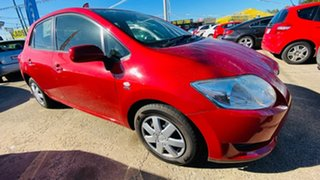 2008 Toyota Corolla ZRE152R Ascent Red 4 Speed Automatic Hatchback.