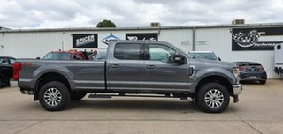 2020 Ford F350 (No Series) Lariat Grey Automatic Utility