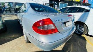 2005 Mercedes-Benz CLK-Class A209 MY06 CLK200 Kompressor Avantgarde 5 Speed Automatic Coupe