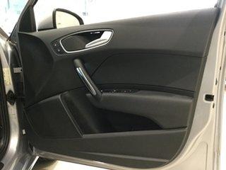 2015 Audi A1 8X MY15 Sport Sportback S Tronic Floret Silver 7 Speed Sports Automatic Dual Clutch