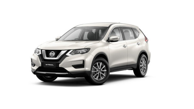 New Nissan X-Trail T32 MY21 ST X-tronic 4WD Cardiff, 2021 Nissan X-Trail T32 MY21 ST X-tronic 4WD Ivory Pearl 7 Speed Constant Variable Wagon