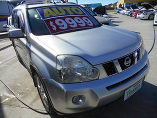 2007 Nissan X-Trail T31 ST Silver 1 Speed Constant Variable Wagon.