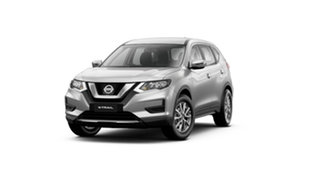 2021 Nissan X-Trail T32 MY21 ST X-tronic 2WD Brilliant Silver 7 Speed Constant Variable Wagon.