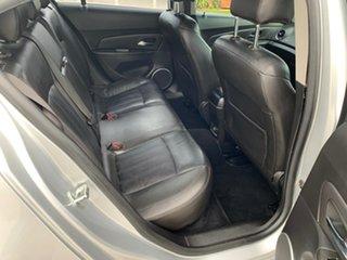 2012 Holden Cruze JH MY12 CDX Silver 6 Speed Automatic Sedan