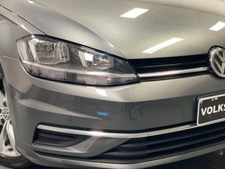 2018 Volkswagen Golf 7.5 MY18 110TSI DSG Comfortline Indium Grey 7 Speed.