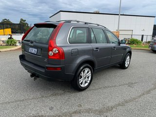 2006 Volvo XC90 MY07 D5 Green 6 Speed Automatic Geartronic Wagon