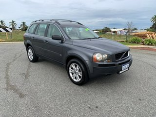 2006 Volvo XC90 MY07 D5 Green 6 Speed Automatic Geartronic Wagon.