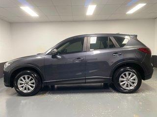 2016 Mazda CX-5 KE1072 Maxx SKYACTIV-Drive Sport Grey 6 Speed Sports Automatic Wagon