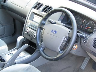 2004 Ford Falcon BA Futura Absolute Black 4 Speed Sports Automatic Sedan