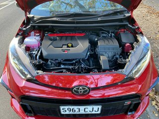 2021 Toyota Yaris Gxpa16R GR Red 6 Speed Manual Hatchback.