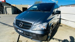 2014 Mercedes-Benz Valente 639 116CDI BlueEFFICIENCY Grey 5 Speed Automatic Wagon