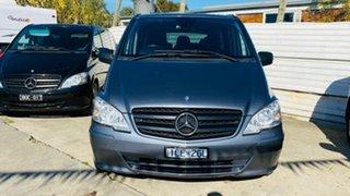 2014 Mercedes-Benz Valente 639 116CDI BlueEFFICIENCY Grey 5 Speed Automatic Wagon.