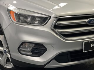 2017 Ford Escape ZG 2018.00MY Trend Moondust Silver 6 Speed Sports Automatic SUV.