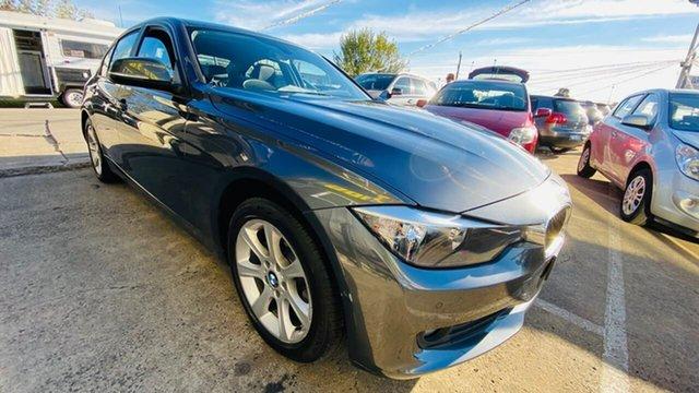 Used BMW 320d F30 MY0813 320d Maidstone, 2014 BMW 320d F30 MY0813 320d 8 Speed Sports Automatic Sedan