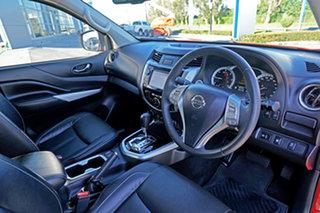 2017 Nissan Navara D23 S3 ST-X Red 7 Speed Sports Automatic Utility