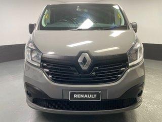 2016 Renault Trafic X82 103KW Low Roof SWB Grey 6 Speed Manual Van.