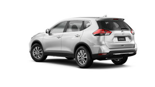 2021 Nissan X-Trail T32 MY21 ST X-tronic 2WD Brilliant Silver 7 Speed Constant Variable Wagon
