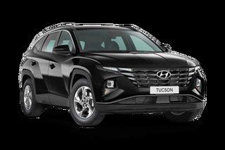 2021 Hyundai Tucson NX4.V1 Tucson Phantom Black 6 Speed Automatic SUV