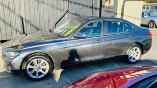 2014 BMW 320d F30 MY0813 320d 8 Speed Sports Automatic Sedan