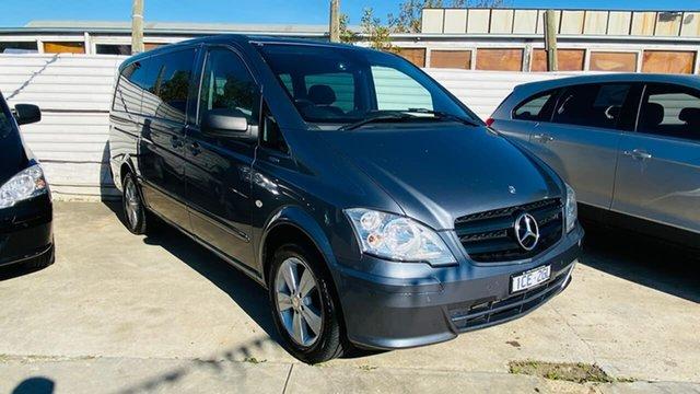 Used Mercedes-Benz Valente 639 116CDI BlueEFFICIENCY Maidstone, 2014 Mercedes-Benz Valente 639 116CDI BlueEFFICIENCY Grey 5 Speed Automatic Wagon