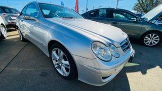 2005 Mercedes-Benz CLK-Class A209 MY06 CLK200 Kompressor Avantgarde 5 Speed Automatic Coupe.