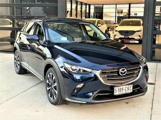 2021 Mazda CX-3 sTouring SKYACTIV-Drive FWD Wagon.