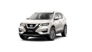 2021 Nissan X-Trail T32 MY21 ST X-tronic 4WD Ivory Pearl 7 Speed Constant Variable Wagon.