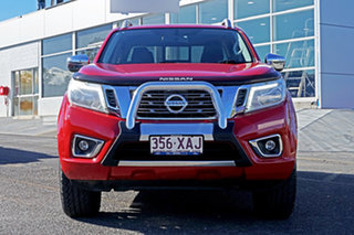 2017 Nissan Navara D23 S3 ST-X Red 7 Speed Sports Automatic Utility.