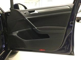 2017 Volkswagen Golf 7.5 MY18 110TSI DSG Comfortline Atlantic Blue 7 Speed