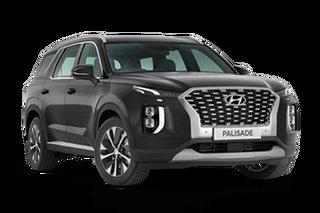 2021 Hyundai Palisade LX2.V1 Palisade Steel Graphite 8 Speed Automatic SUV