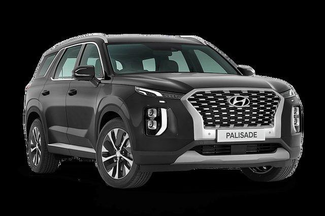 New Hyundai Palisade Rutherford, 2021 Hyundai Palisade LX2.V1 Palisade Steel Graphite 8 Speed Automatic SUV