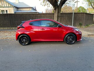 2021 Toyota Yaris Gxpa16R GR Red 6 Speed Manual Hatchback
