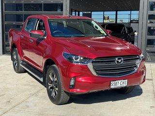 2020 Mazda BT-50 XTR Utility.