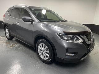 2017 Nissan X-Trail T32 Series II ST-L X-tronic 2WD Graphite 7 Speed Constant Variable Wagon.