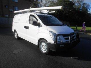 2014 Hyundai iLOAD TQ MY14 White 5 Speed Automatic Van.