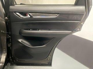 2017 Mazda CX-5 KF4WLA Akera SKYACTIV-Drive i-ACTIV AWD Brown 6 Speed Sports Automatic Wagon