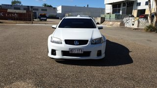 2013 Holden Commodore VE II MY12.5 SS Z-Series White 6 Speed Automatic Sedan