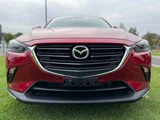2019 Mazda CX-3 DK2W76 sTouring SKYACTIV-MT FWD Soul Red 6 Speed Manual Wagon.