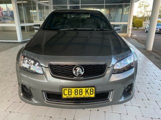 2012 Holden Commodore SV6 Grey Sports Automatic Sedan.