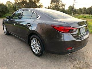 2017 Mazda 6 GL Series Sport Grey Sports Automatic Sedan