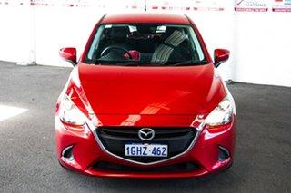 2017 Mazda 2 DJ MY16 Maxx 6 Speed Manual Hatchback.