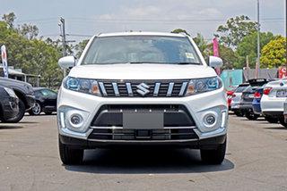 2021 Suzuki Vitara LY Series II Turbo 2WD White 6 Speed Sports Automatic Wagon.