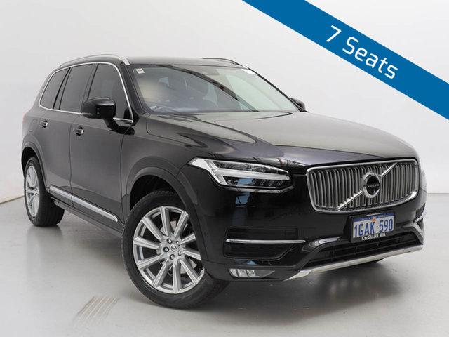 Used Volvo XC90 256 MY16 D5 2.0 Inscription, 2016 Volvo XC90 256 MY16 D5 2.0 Inscription Black 8 Speed Automatic Wagon